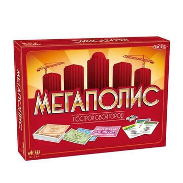 Tactic Games / Мегаполис
