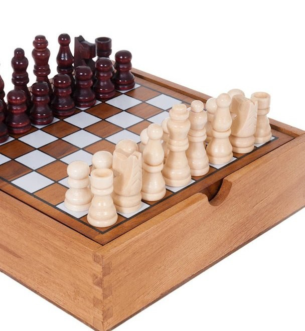 Tactic Games / Шахматы, мини
