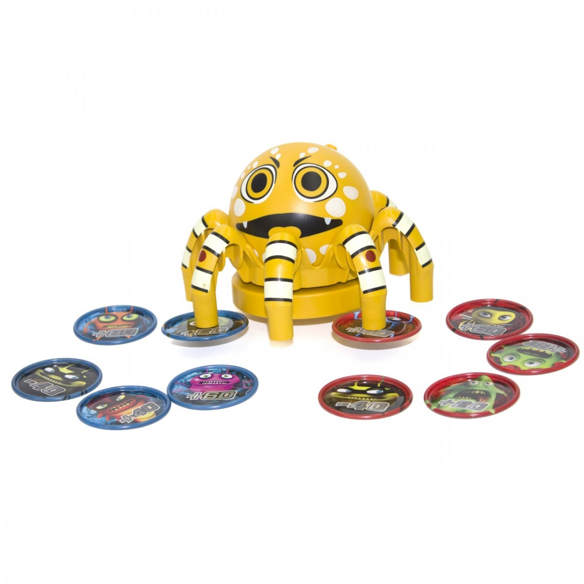 Игра CATCHUP TOYS SS-001S-CUE Spider Spin Cute