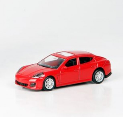 Метал. модель М1:64  RMZ CITY Porsche Panamera Turbo, арт.344018.